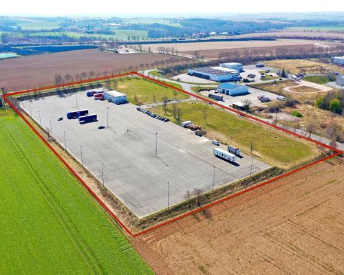 35.000 m² Gewerbegrundstück direkt an der Autobahn - Nähe Leipzig & Dresden