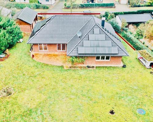 Famielienfreundlicher Bungalow in Buchholz in der Nordheide