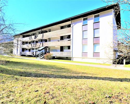 1-Zimmer-Eigentums-Wohnung mit Blick auf den Ifen in Oberstorf